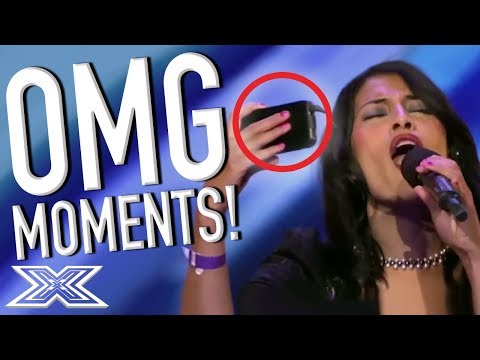 Top OMG X Factor Moments! | X Factor Global