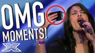 Top OMG X Factor Moments! | X Factor Global thumbnail