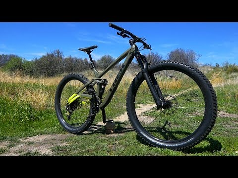 First Ride 2018 TREK Full Stache  - Mountain Bike Action Magazine