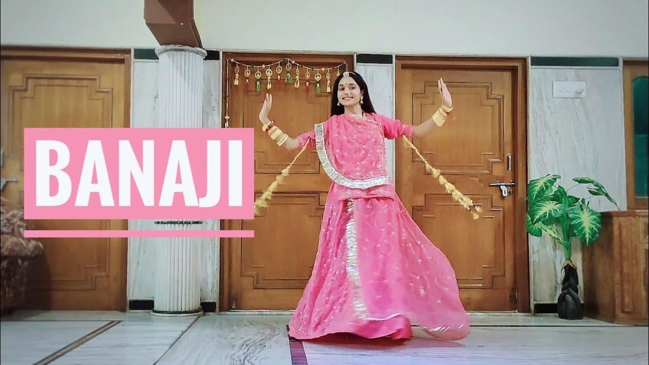 Download BANAJI Song (बनाजी)//Dance Video//Rajasthani Song//Wedding Dance//Rajasthani Dance//Rajputi Song//