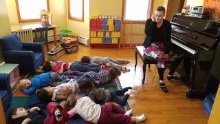 Children's Connection Music Class