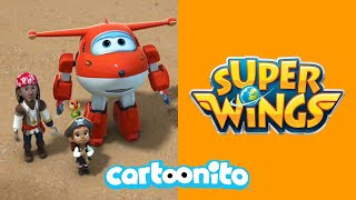 Super Wings | Treasure Hunt | Cartoonito UK