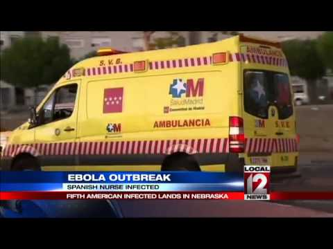 New concern worldwide as nurse in Spain gets%2
