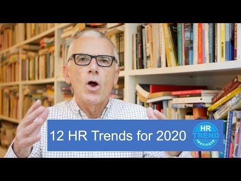 12 HR Trends