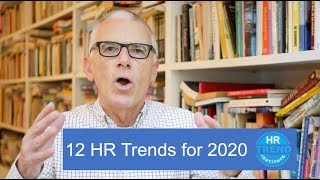 12 HR Trends for 2020