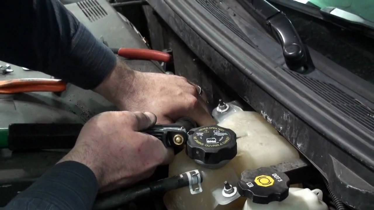 plugged heater core how to flush or repair a plugged heater core east lansing michigan youtube [ 1280 x 720 Pixel ]