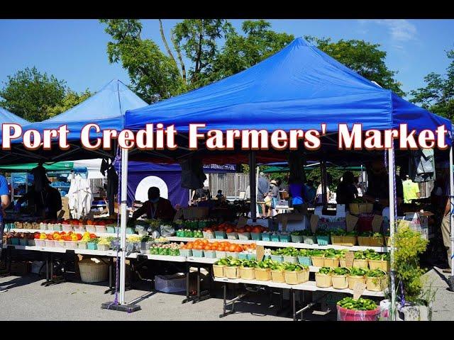 Port Credit Farmers' Market #Gallivanting | CaribbeanPot.com