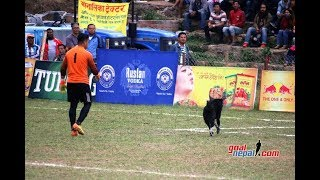 NEPAL ARMY Vs UNITED SIKKIM FC (3-1) - MATCH HIGHLIGHTS !!