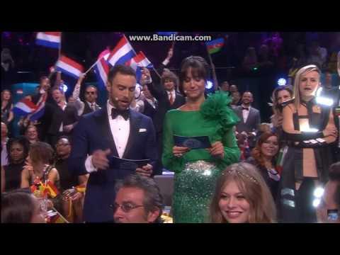 Eurovision Douwe Bob - kiss