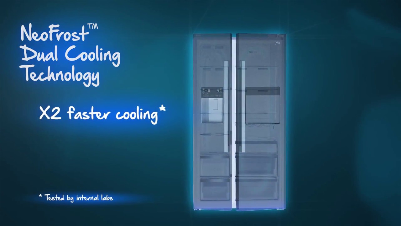 Dual Cooling System Fridge Freezers With NeoFrost™