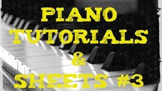 Charlie Puth - Marvin Gaye ft. Meghan Trainor    Piano Tutorials & Sheets   