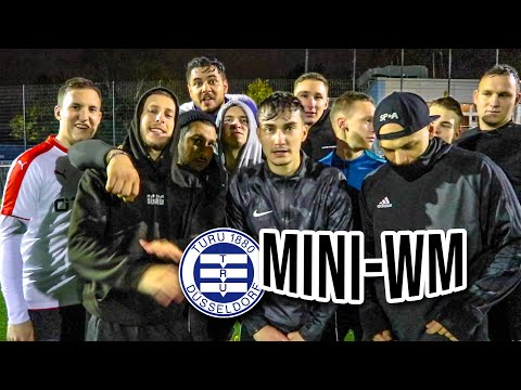 Mini-WM Fußball Challenge