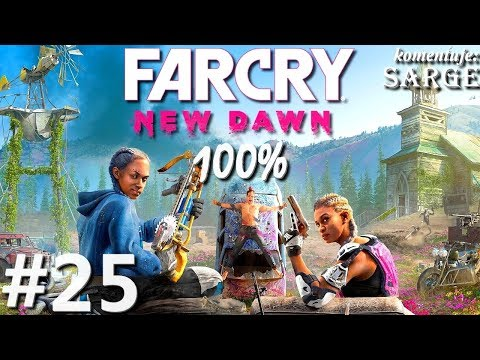 Zagrajmy w Far Cry: New Dawn PL odc. 25 - Joseph Seed thumbnail