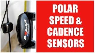 Polar V650 / V800 Speed & Cadence Sensors