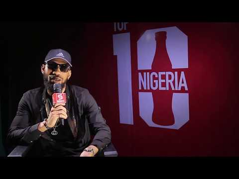 Phyno's #Top10NigeriaCountdown Interview