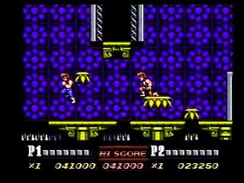 Double Dragon II - Speed Run in 11:08 (2 Player) by sininster1 and jprophet22 (2011) NES