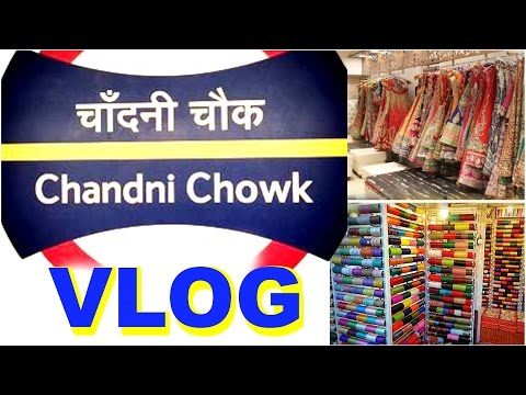 Chandni Chowk vLog | A Day In My Life | ShrutiArjunAnand