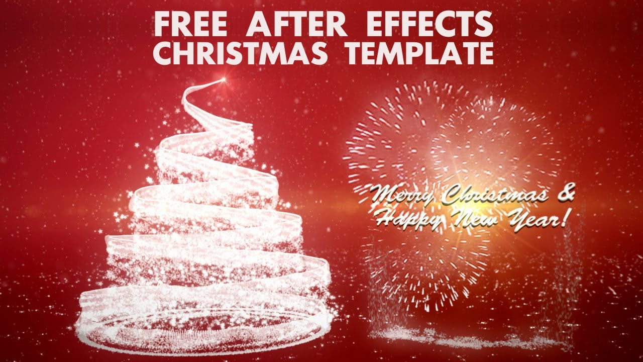 Free christmas after effects project christmas greetings opener free christmas after effects project christmas greetings opener 37 youtube m4hsunfo