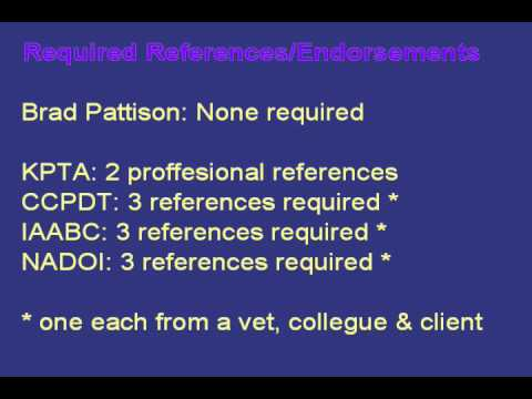 CET is a sham certification - YouTube