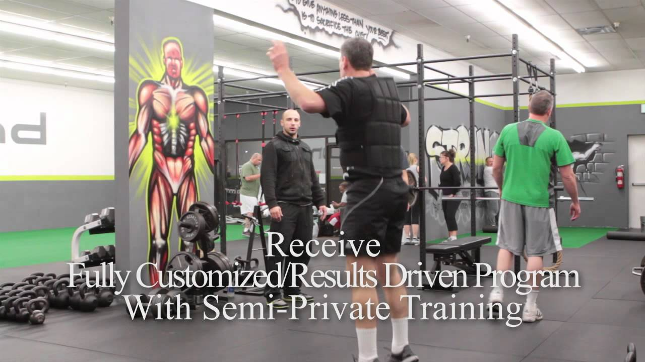 Vigor Ground Fitness and Performance   (425) 276-5721