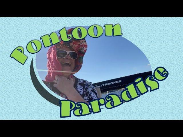 Pontoon Paradise - Slide into September Bonus Video #SIS