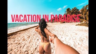 Vacation in Tulum Vlog *Food, Monkeys and Hotel Reviews*