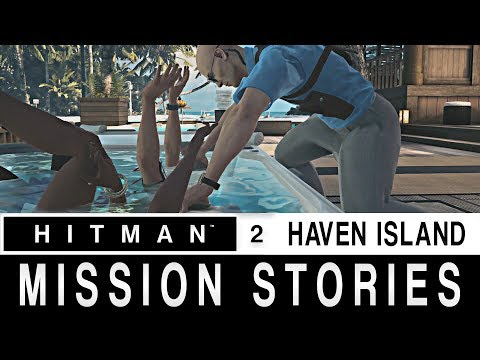 Hitman 2 DLC - The Last Resort | All Mission Stories