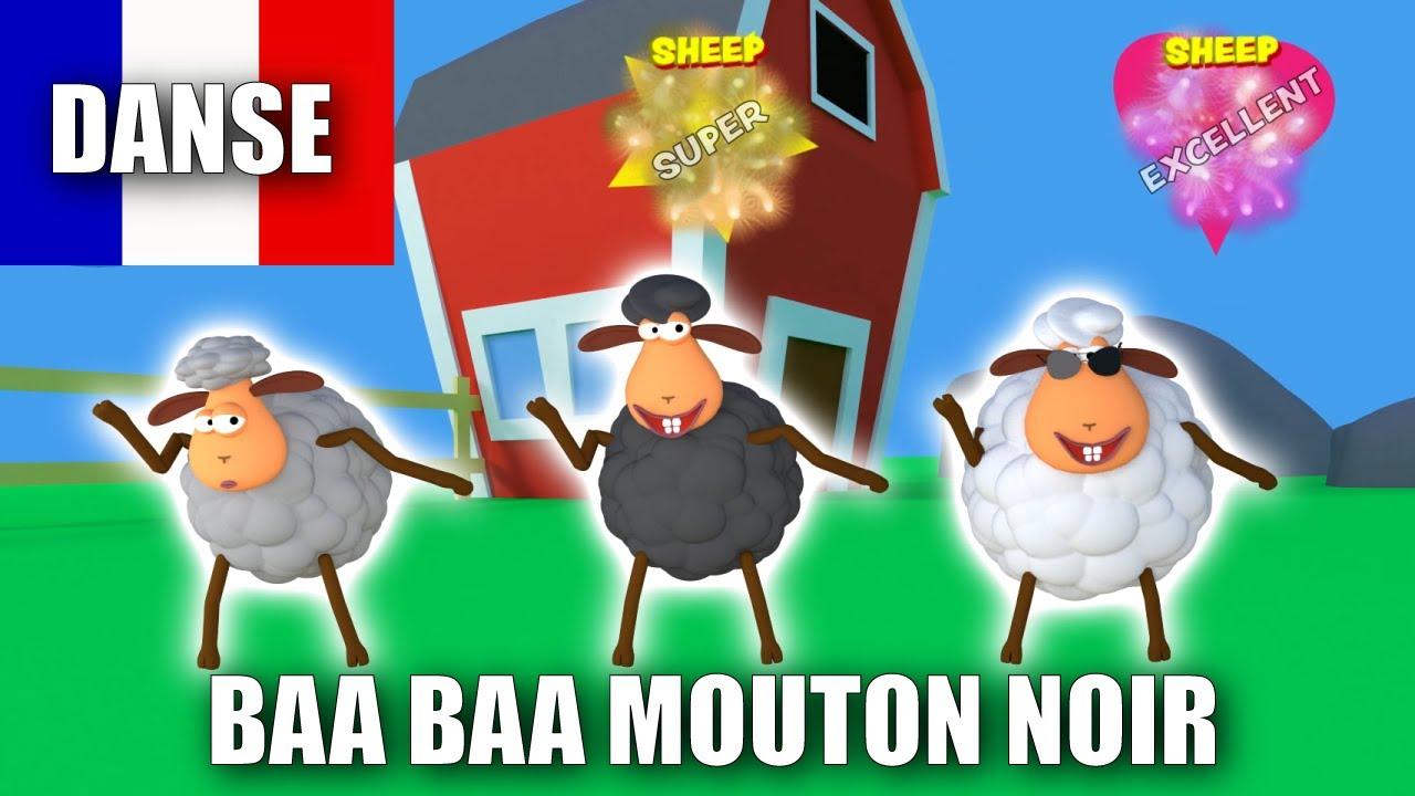 Baa baa mouton noir (Inspiré par Just Dance)