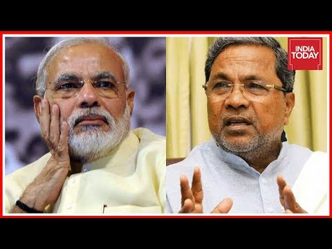 Siddaramaiah Sends Legal Notice To PM Modi Over Defamatory Remarks