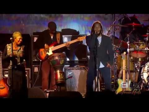 """Look Who's Dancing"" - Ziggy Marley @ Cali Roots Festival 2014"