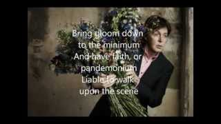 Ac-Cent-Tchu-Ate the Positive - Paul McCartney (Lyrics)