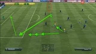 Fifa 14 (13) | Attacking Tutorial | Improve your Attacking | Tips & Tricks | PatrickHDxGaming