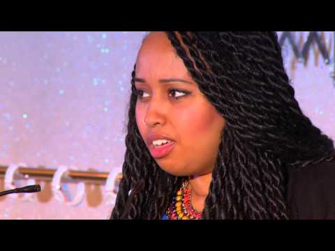 89plus Marathon 2013: Warsan Shire - A Reading