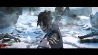 Крутой трейлер к игре Dragon Age III inquisition