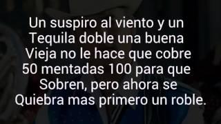 Ariel Camacho - 50 Mentadas (letra)