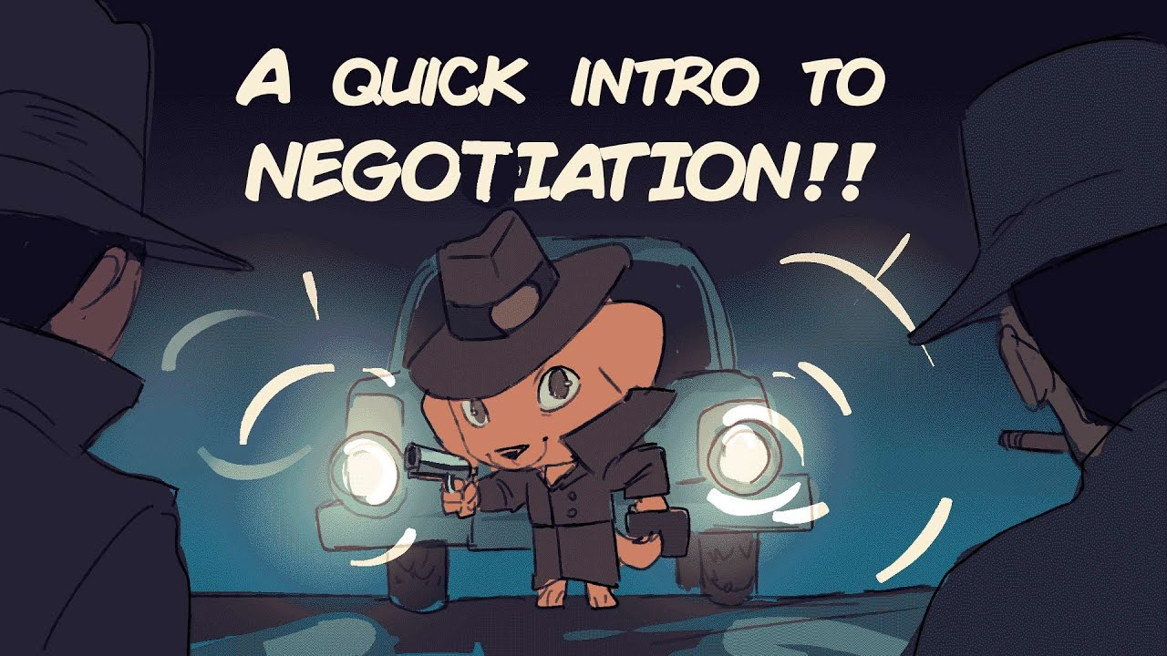 How I think about Negotiation for my Work