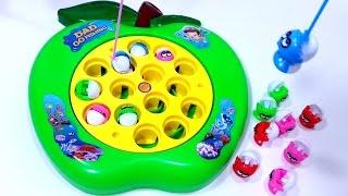 Mainan Pancing Pancingan Ikan 💖 Mancing Mancingan Mainan 💖 Let's Play Jenica 💖