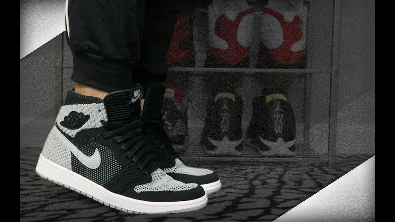 huge selection of 5a257 d876c MY THOUGHTS ON THE AIR JORDAN 1 FLYKNIT