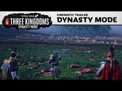 Total War: Three Kingdom's next free update brings a horde-styled mode to the fray