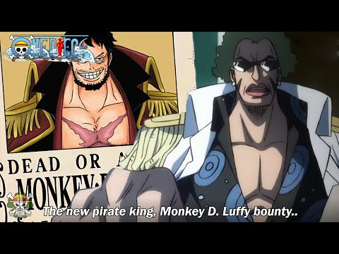 Straw Hats Pirates Final Bounties At The End Of The Series
