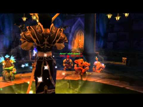 Lament of the Highborne Karaoke