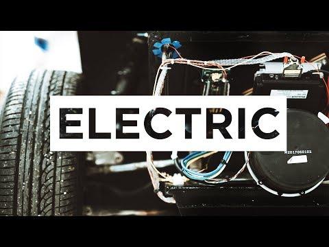 Uniti - Pure electric car