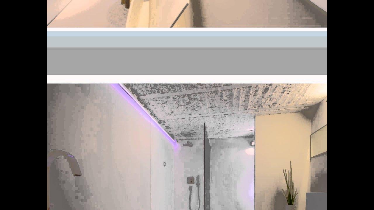 hi tech loft wohnung loft dethier architecture hi tech loft wohnung in belgien kempart loft von. Black Bedroom Furniture Sets. Home Design Ideas