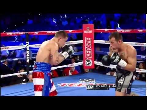 Jason Sosa vs Santiago Bustos  fight 1306 Louise ShCotton
