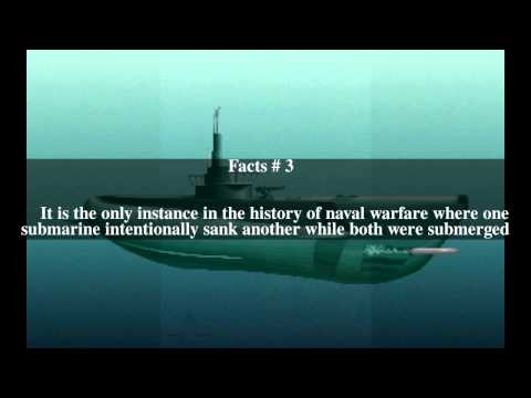 German submarine U-864 Top # 5 Facts