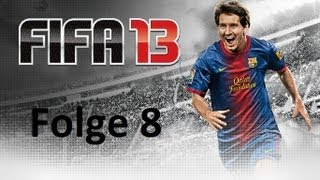 Lets Play Fifa 13 Folge 8: CL Achtelfinale FC Bayern München vs FC Arsenal (German/Deutsch) [HD]
