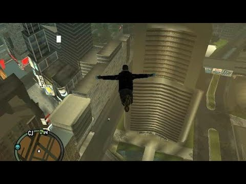 How To Intstall Parkour Mod In Gta Sa