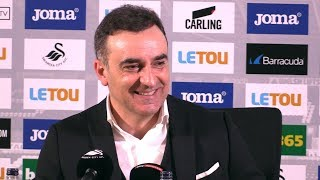 Download Video Swansea 1-0 Liverpool - Carlos Carvalhal Post Match Press Conference - Premier League #SWALIV MP3 3GP MP4