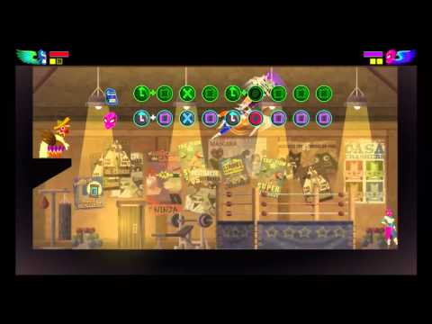 Guacamelee!: Part 3 - Seriously Heavy Petting - Dumpster Gameplay