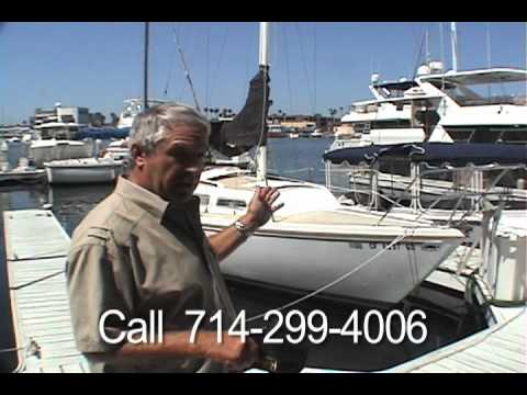 Sail Boat Rental Newport Harbor.mov